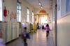 Scuola materna corridoio