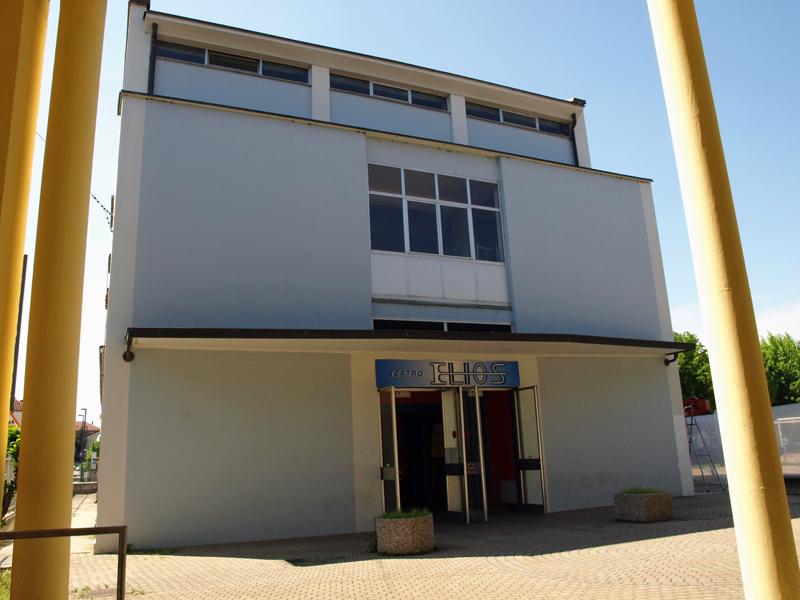 Struttura Teatro Elios Oratorio Santena Parrocchia Di