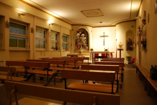 Cappella Cosma e Damiano in Oratorio