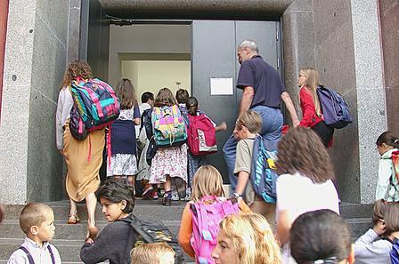 Messa d'inizio anno scolastico il 6 ottobre
