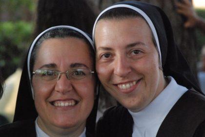 Suor Francesca e suor Margherita